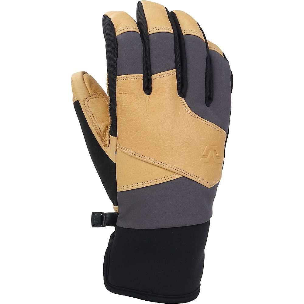 ゴルディーニ メンズ 手袋・グローブ【Gordini  MTN Crew Gloves】Gunmetal/Tan