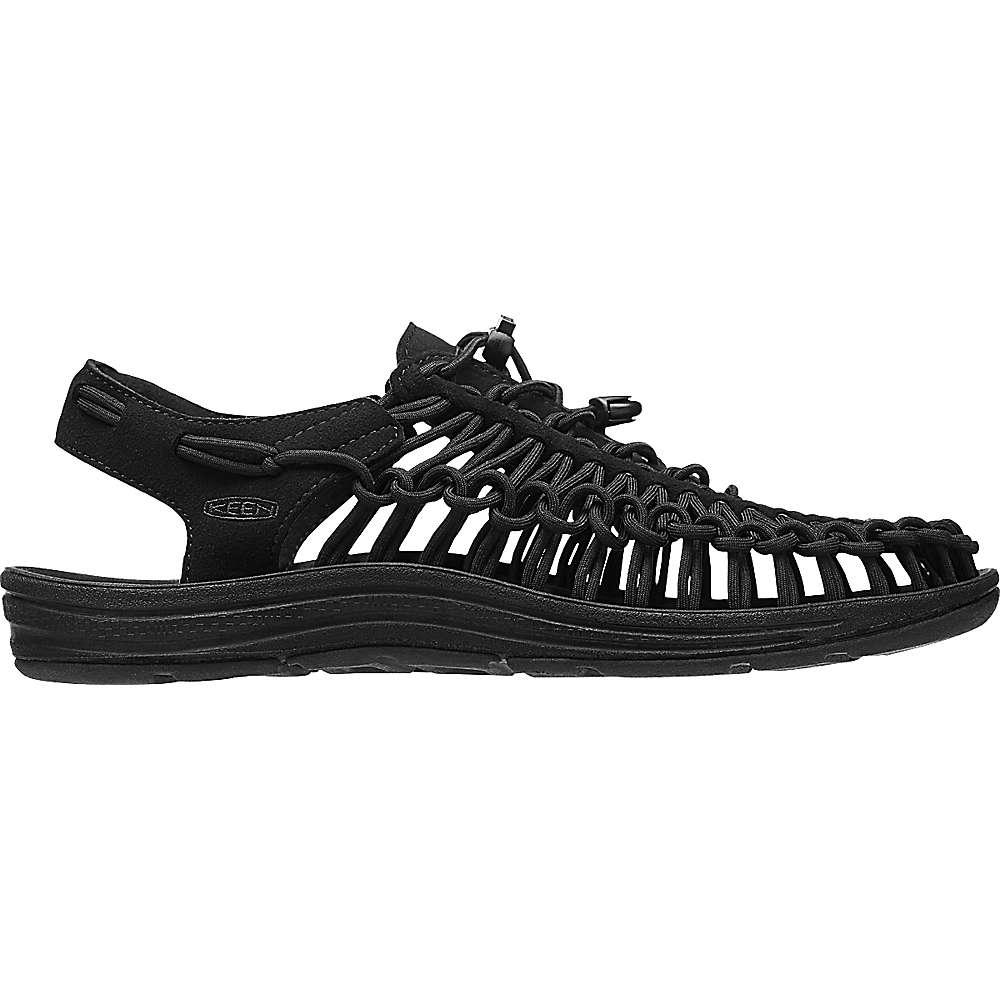 熱い販売のための キーン レディース シューズ・靴 サンダル【Keen Uneek Sandal】Black / Black