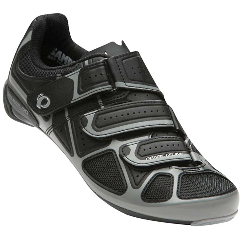 パールイズミ レディース サイクリング シューズ・靴【Pearl Izumi Select RD IV Shoe】Black / Black