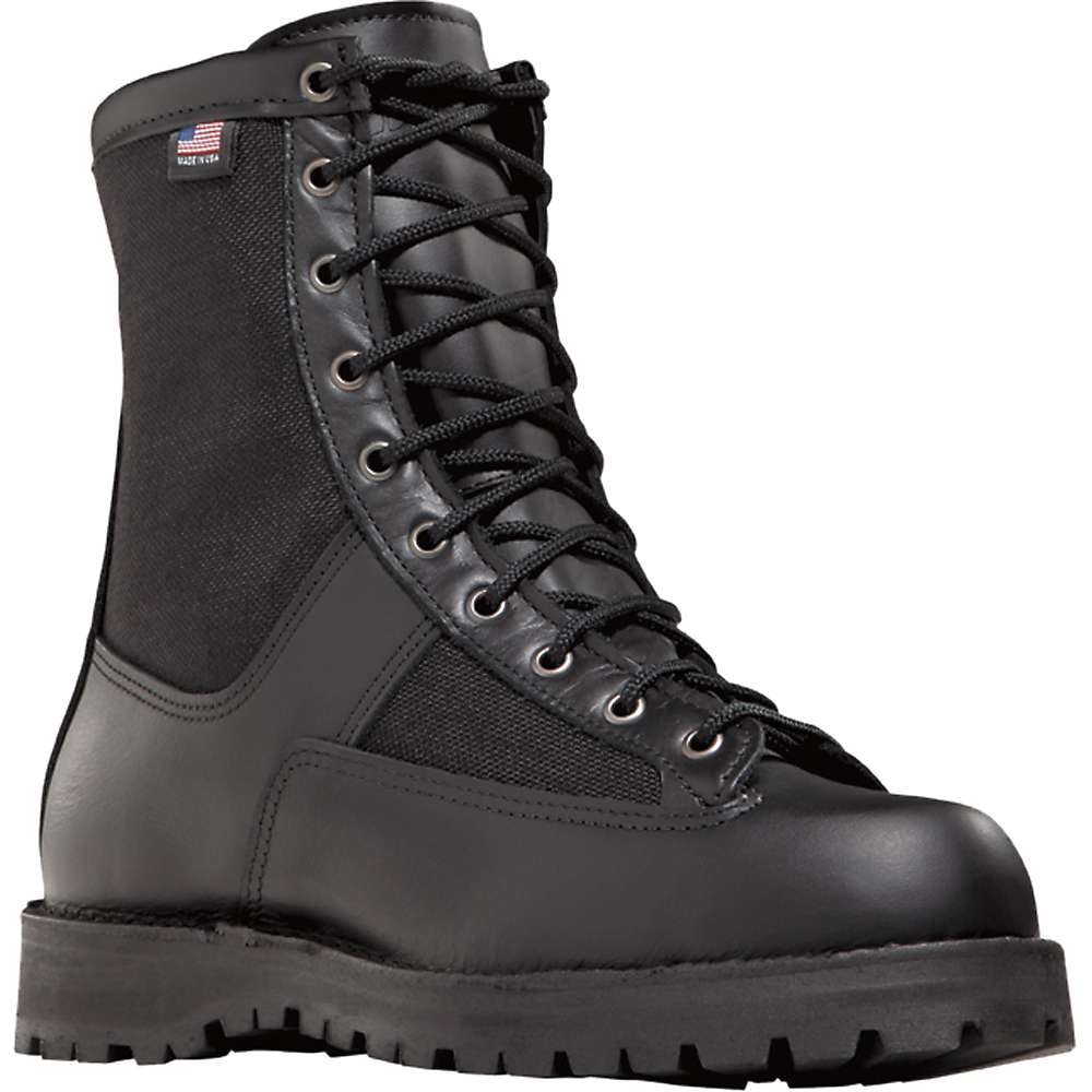 送料込 ダナー メンズ ハイキング シューズ?靴【Danner Acadia 8IN 400G Insulated GTX Boot】Black