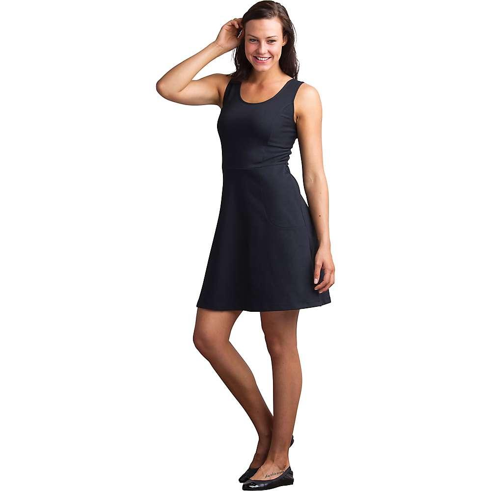 エクスオフィシオ レディース トップス ワンピース【ExOfficio Odessa Tank Dress】Black