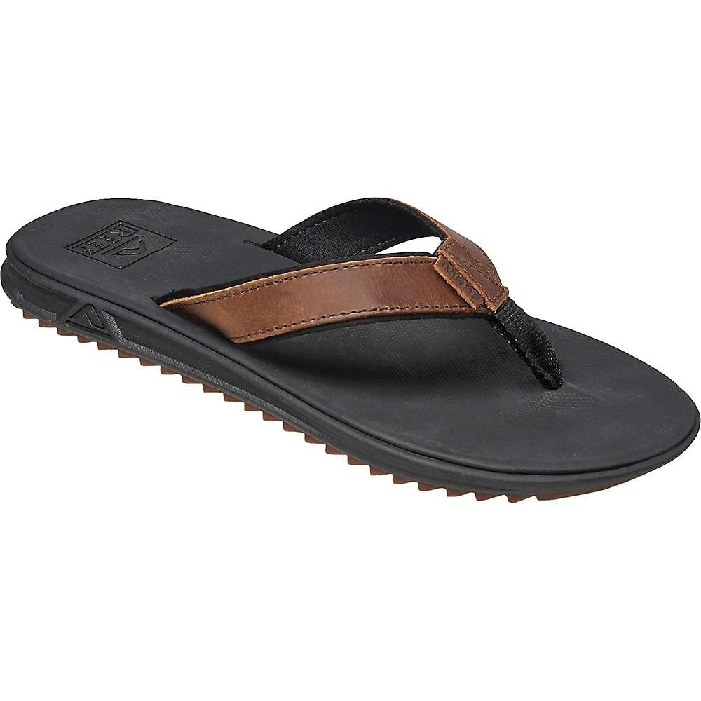 リーフ メンズ シューズ・靴 サンダル【Reef Slammed Rover Lux Sandal】Black