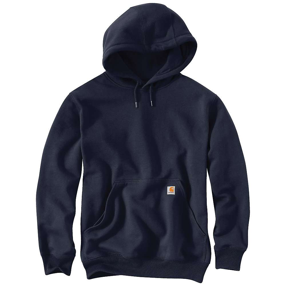 カーハート メンズ トップス パーカー【Carhartt Rain Defender Paxton Heavyweight Hooded Sweatshirt】New Navy