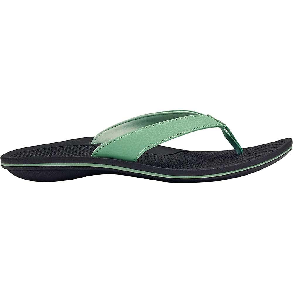 オルカイ レディース シューズ・靴 サンダル【OluKai Ono Sandal】Mint / Black