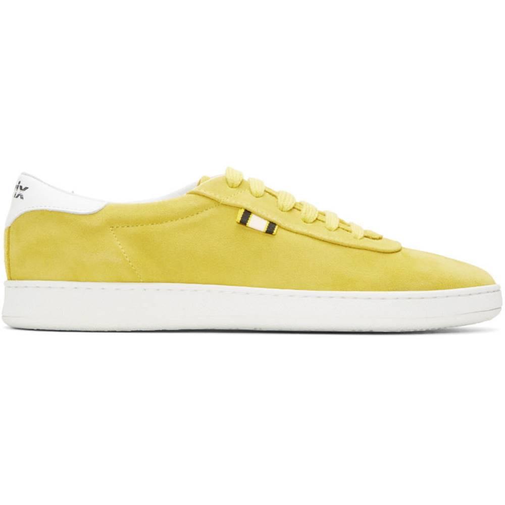アプリ レディース シューズ・靴 スニーカー【Yellow Suede APR-002 Sneakers】