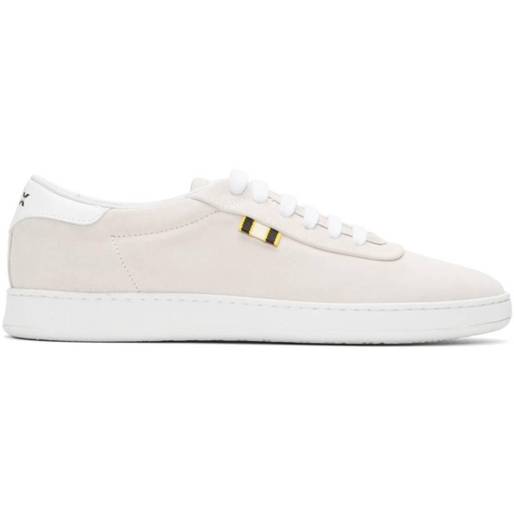 アプリ レディース シューズ・靴 スニーカー【Off-White Suede APR-002 Sneakers】