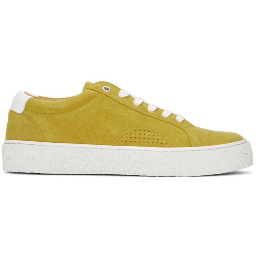 ワイエムシー レディース シューズ・靴 スニーカー【Yellow Suede DAP 1 Sneakers】