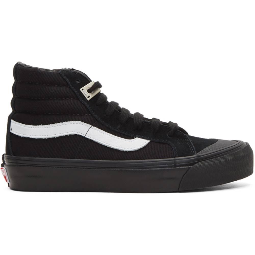 ヴァンズ レディース シューズ・靴 スニーカー【Black Alyx Edition OG Style 138 LX High-Top Sneakers】