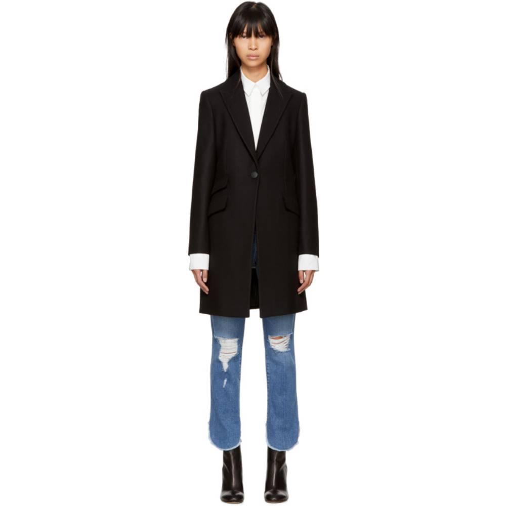 ラグ&ボーン レディース アウター コート【Black Duchess Coat】