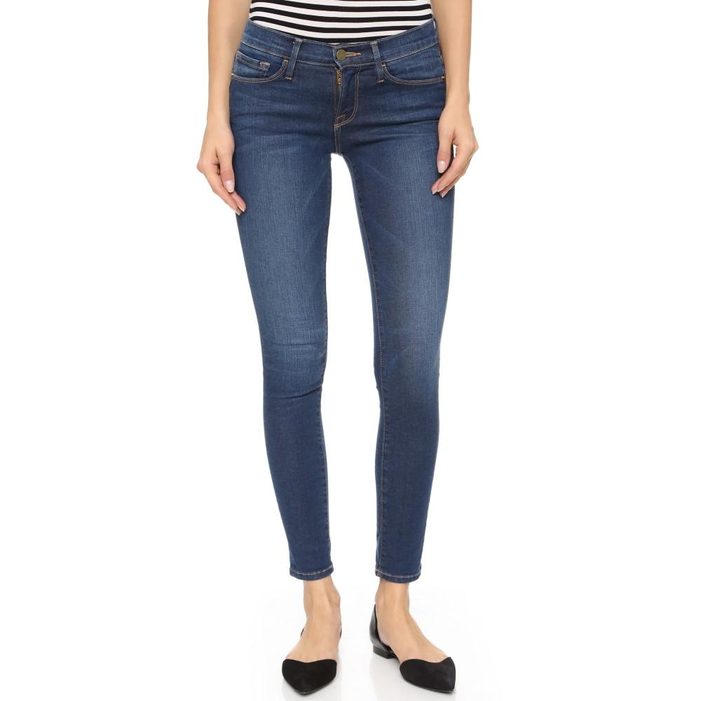 フレーム FRAME レディース ボトムス スキニー【Le Skinny de Jeanne Jeans】Columbia Road