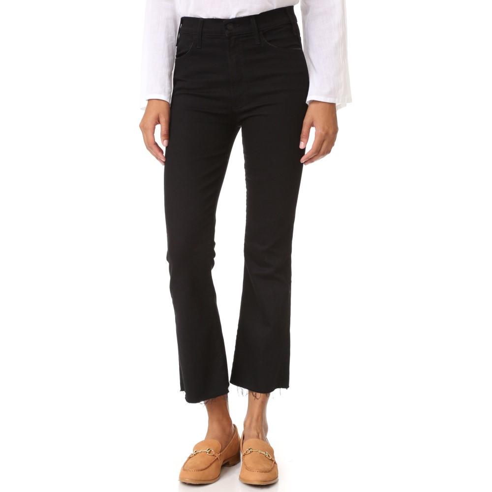 在庫あり マザー MOTHER レディース ボトムス ジーンズ【The Hustler Ankle Fray Jeans】Not Guilty