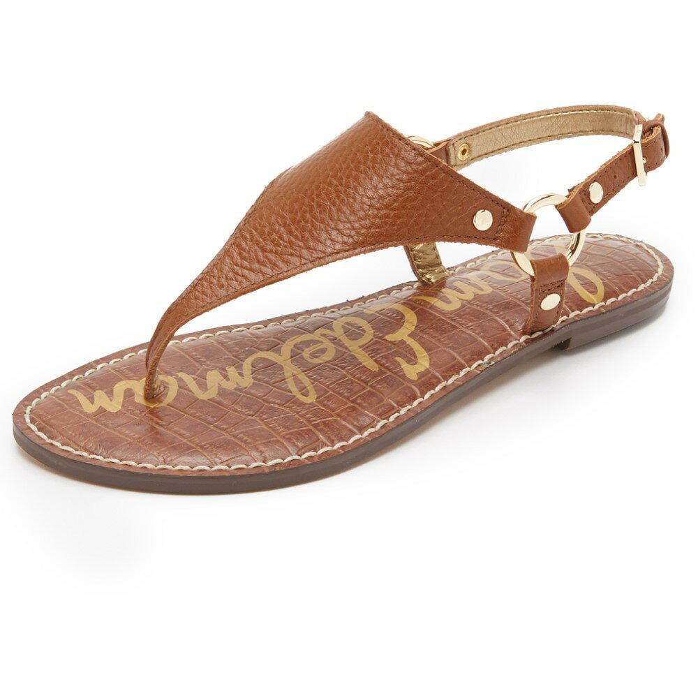 サムエデルマン Sam Edelman レディース シューズ・靴 サンダル【Greta Thong Sandals】Saddle