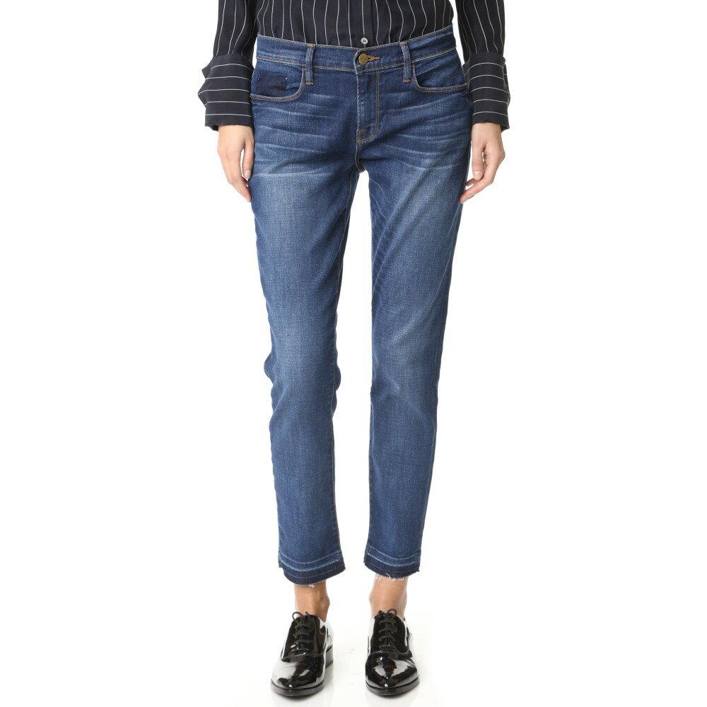 関税込 セール フレーム FRAME レディース ボトムス ジーンズ【Le Garcon Jeans】Primrose