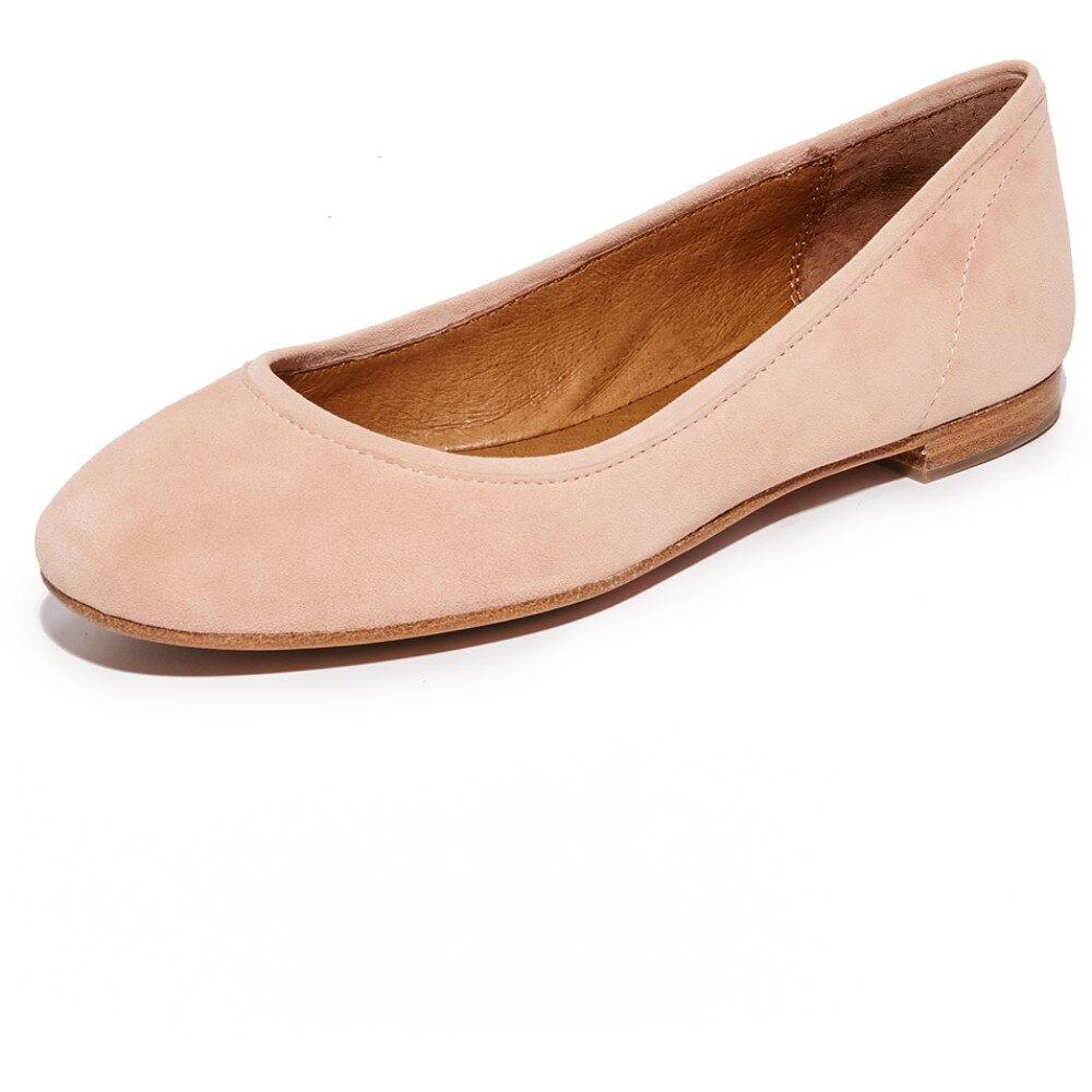 フライ Frye レディース シューズ・靴 フラット【Gloria Ballet Flats】Blush