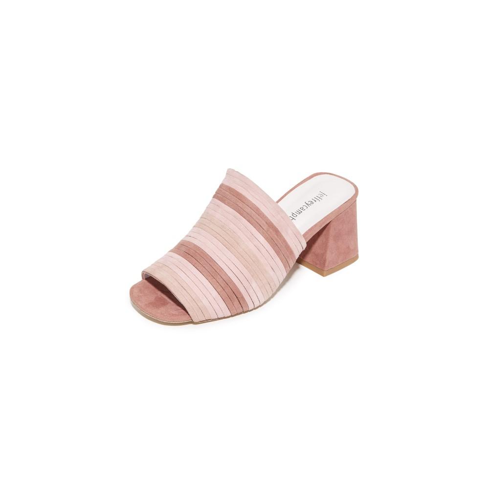 ジェフリーキャンベル Jeffrey Campbell レディース シューズ・靴 サンダル【Perpetua II Mules】Pink Multi