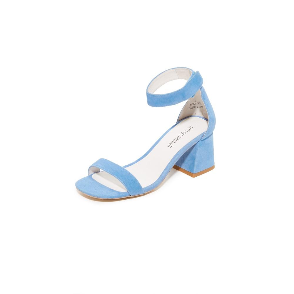 ジェフリーキャンベル Jeffrey Campbell レディース シューズ・靴 サンダル【Fero Sandals】Light Blue