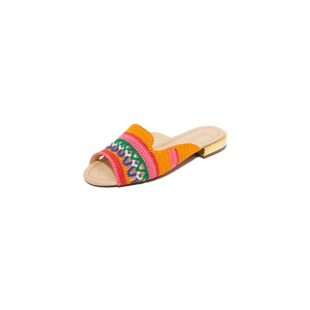 シュッツ Schutz レディース シューズ・靴 サンダル【Alexane Slides】Multicolor