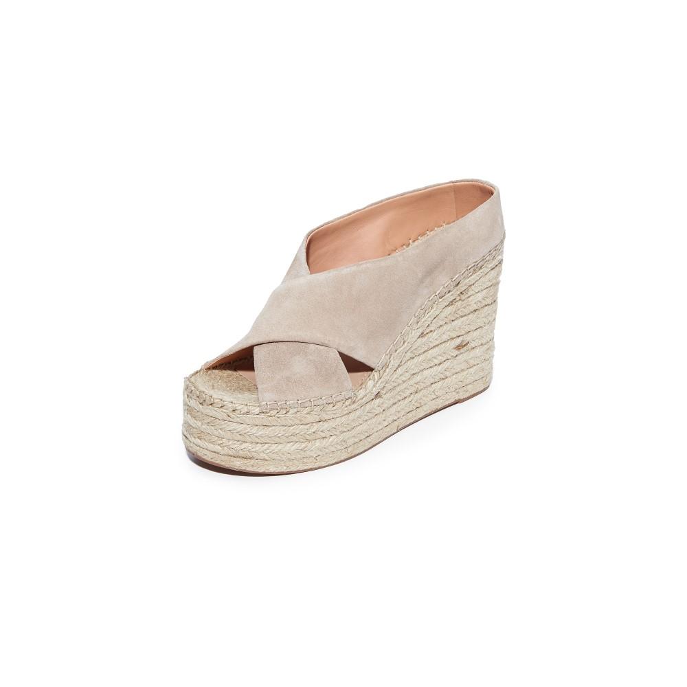 シガーソン モリソン Sigerson Morrison レディース シューズ・靴 サンダル【Atifa Espadrille Wedge Sandals】Seppia