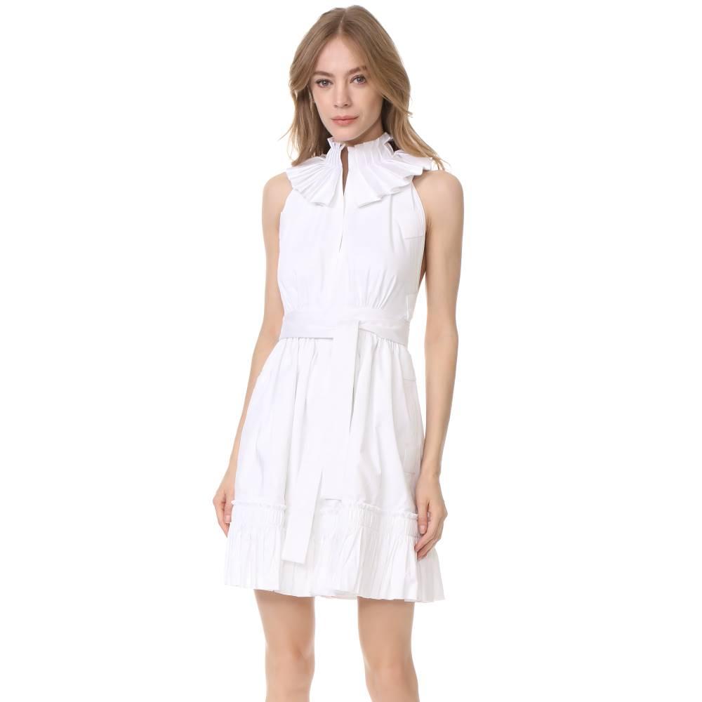 アレクシス Alexis レディース トップス ワンピース【Briley Dress】White