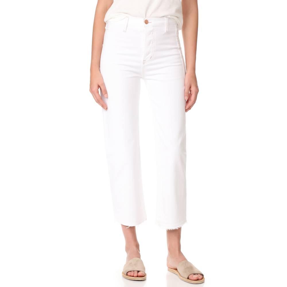 送料無料 エーワイアール AYR レディース ボトムス ジーンズ【The Arch Jeans】White