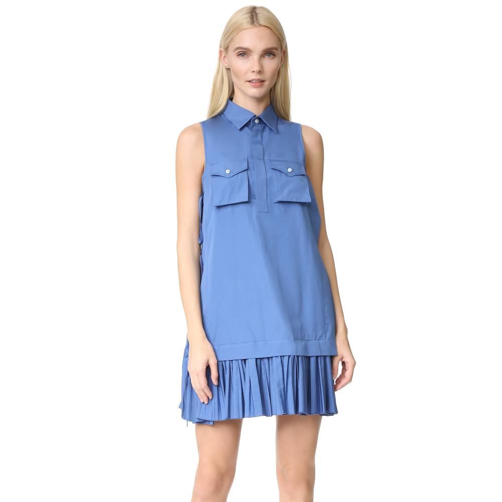 ディースクエアード DSQUARED2 レディース トップス ワンピース【Sleeveless Dress】Light Blue