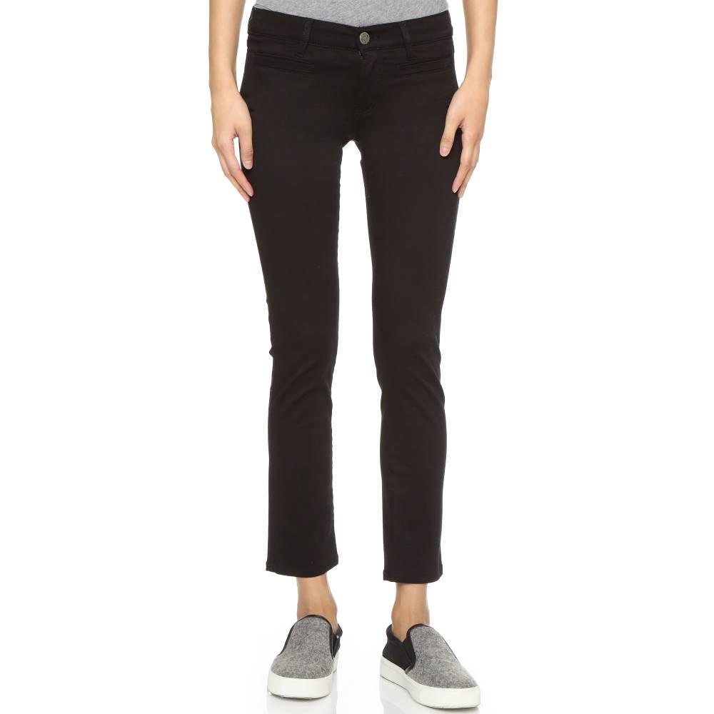 人気のあるアウトレット エムアイエイチ M.i.h Jeans レディース ボトムス ジーンズ【The Paris Cropped Jeans】Black