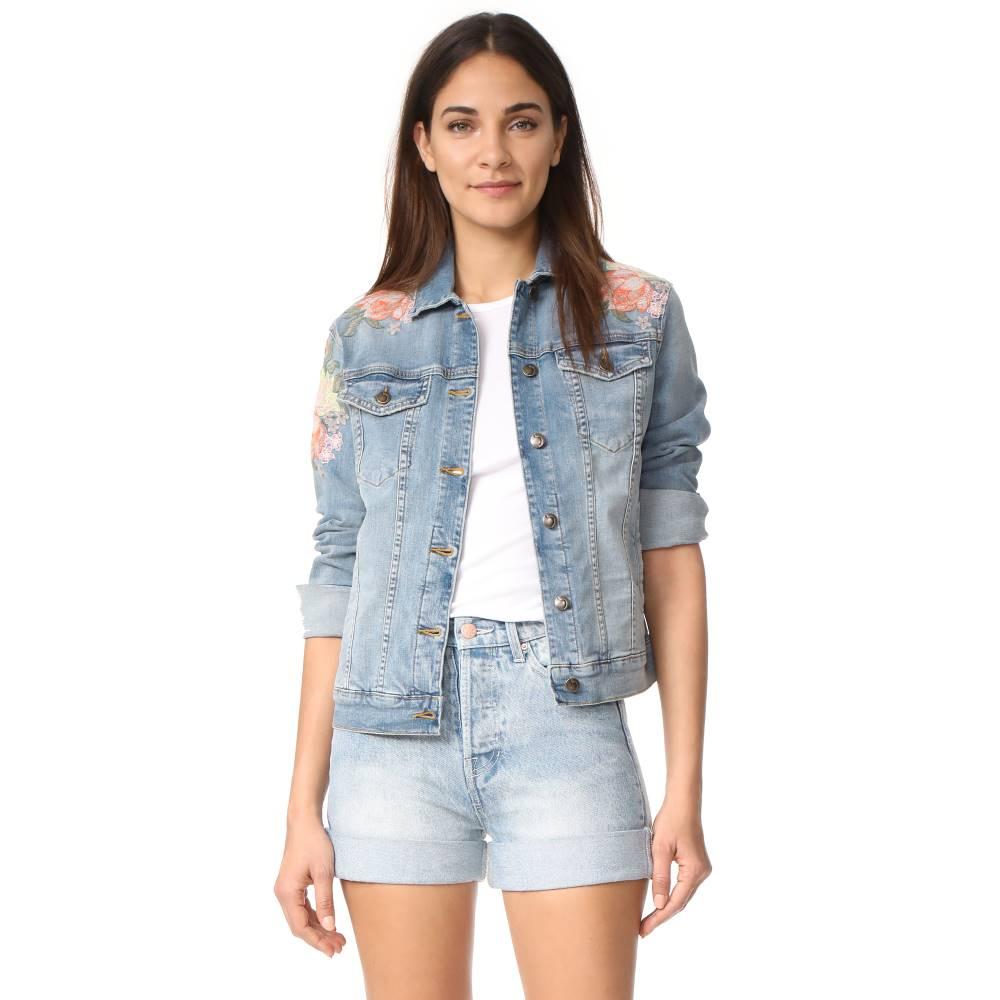 ジョーズジーンズ Joe's Jeans レディース アウター ジャケット【Easy Fit Jacket】Soma