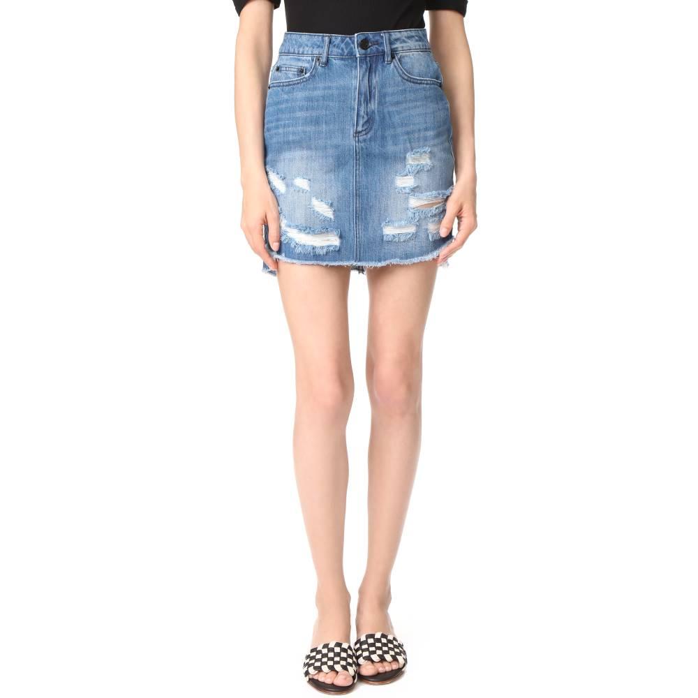 ザ フィフス レーベル The Fifth Label レディース スカート カジュアルスカート【Fraya Skirt】Indie Blue