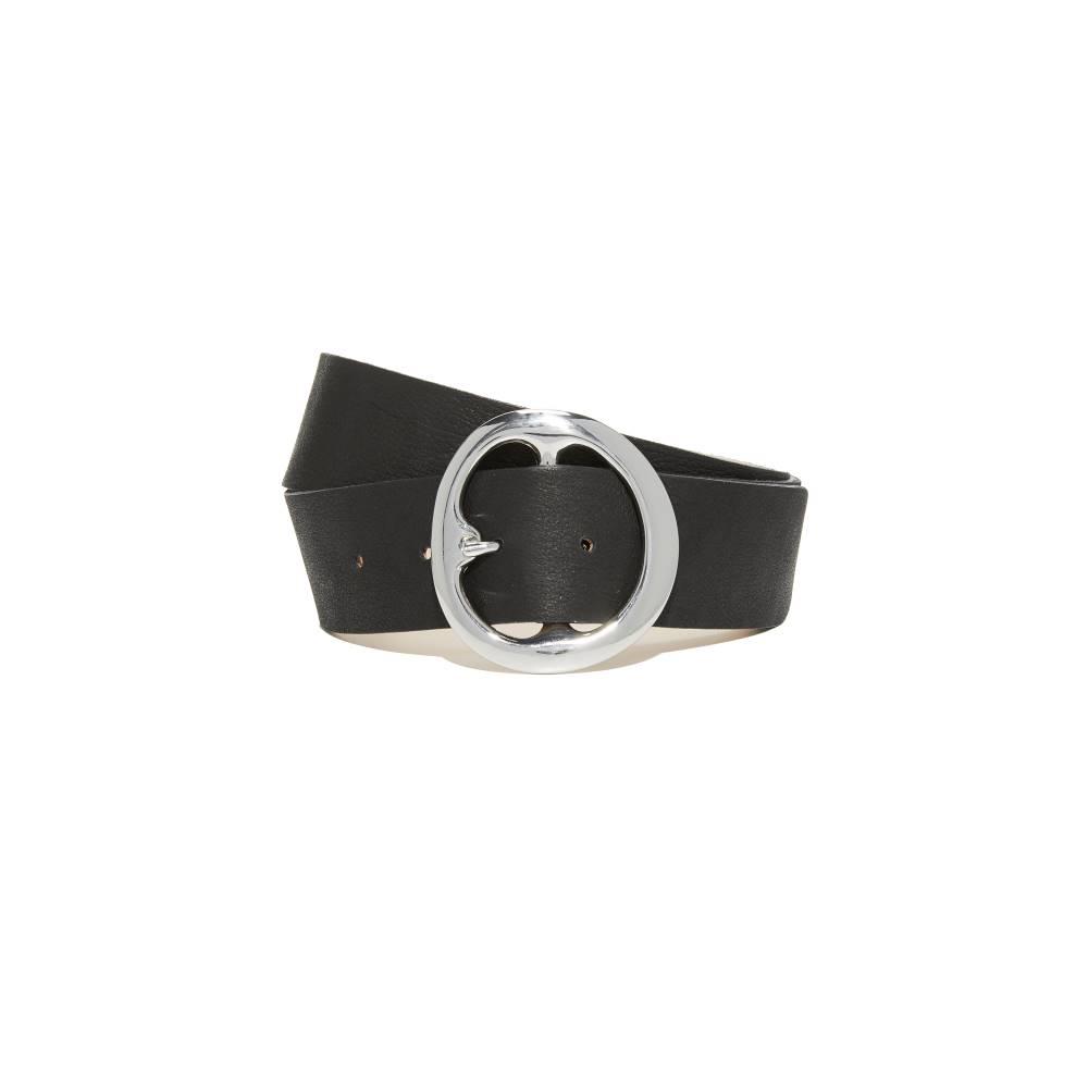 ビーローザベルト B-Low The Belt レディース アクセサリー ベルト�Bell Bottom Belt】Black/Silver