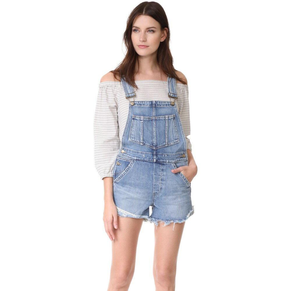 ジョーズジーンズ Joe's Jeans レディース トップス オールインワン【x Taylor Hill The Short Overalls】Cece
