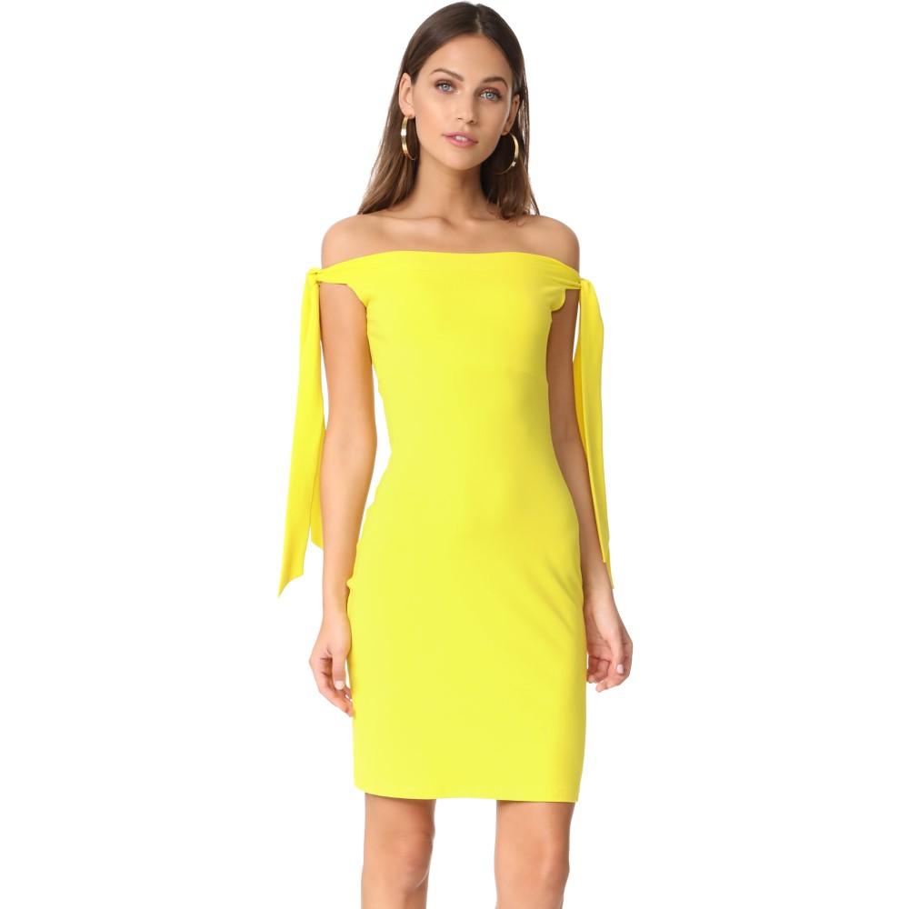 スサナモナコ Susana Monaco レディース トップス ワンピース【Thea Dress】Yellow Tail