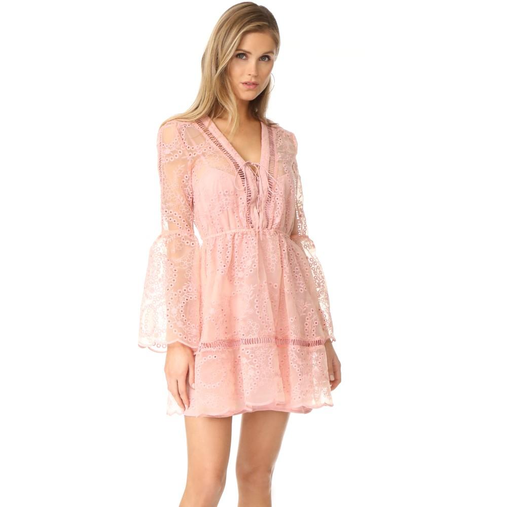 ウィーアーキンドレッド We Are Kindred レディース トップス ワンピース【Sweet Pea Dress】Perfect Pink
