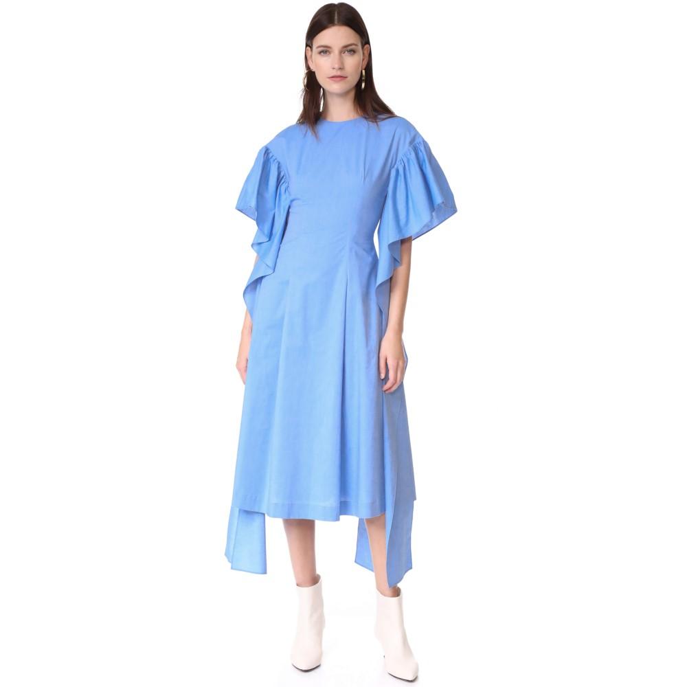 レジーナ ピヨ Rejina Pyo レディース トップス ワンピース【Grace Dress】Chambray