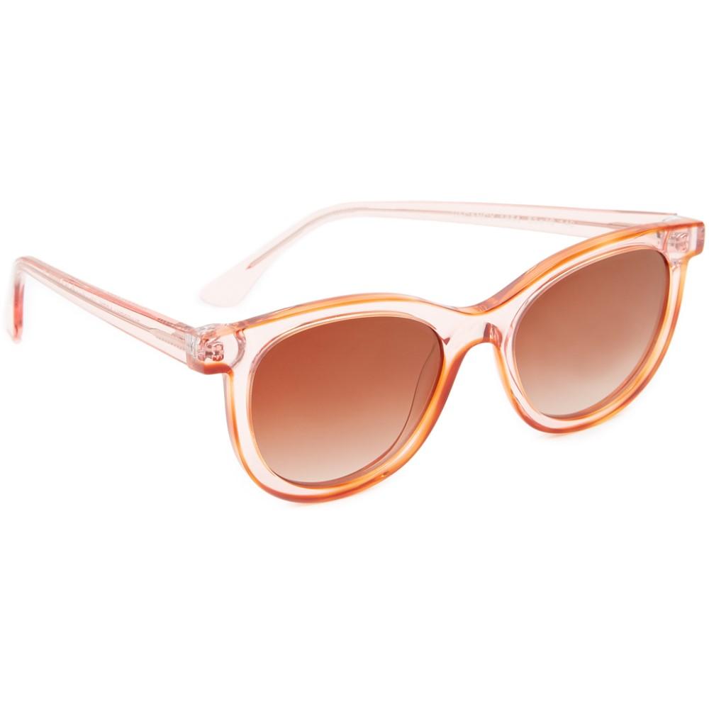 ティエリーラスリー Thierry Lasry レディース アクセサリー メガネ・サングラス【Vacancy Sunglasses】Pink/Brown