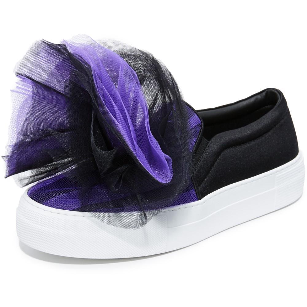 数量限定特価 ジョシュア サンダース レディース シューズ?靴 スニーカー【Tulle Sneakers】Var. 1