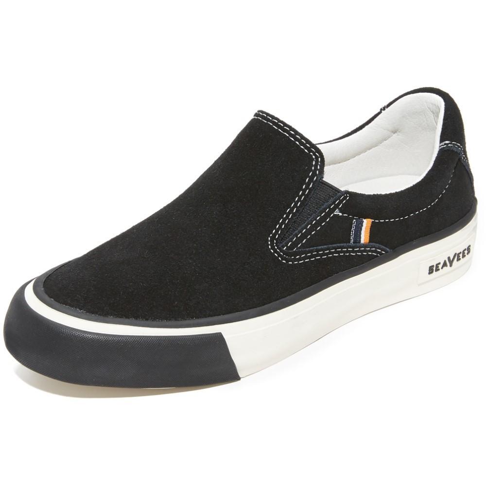 シービーズ レディース シューズ・靴 スリッポン・フラット【x Derek Lam 10 Crosby Hawthorne Slip On Sneakers】Black