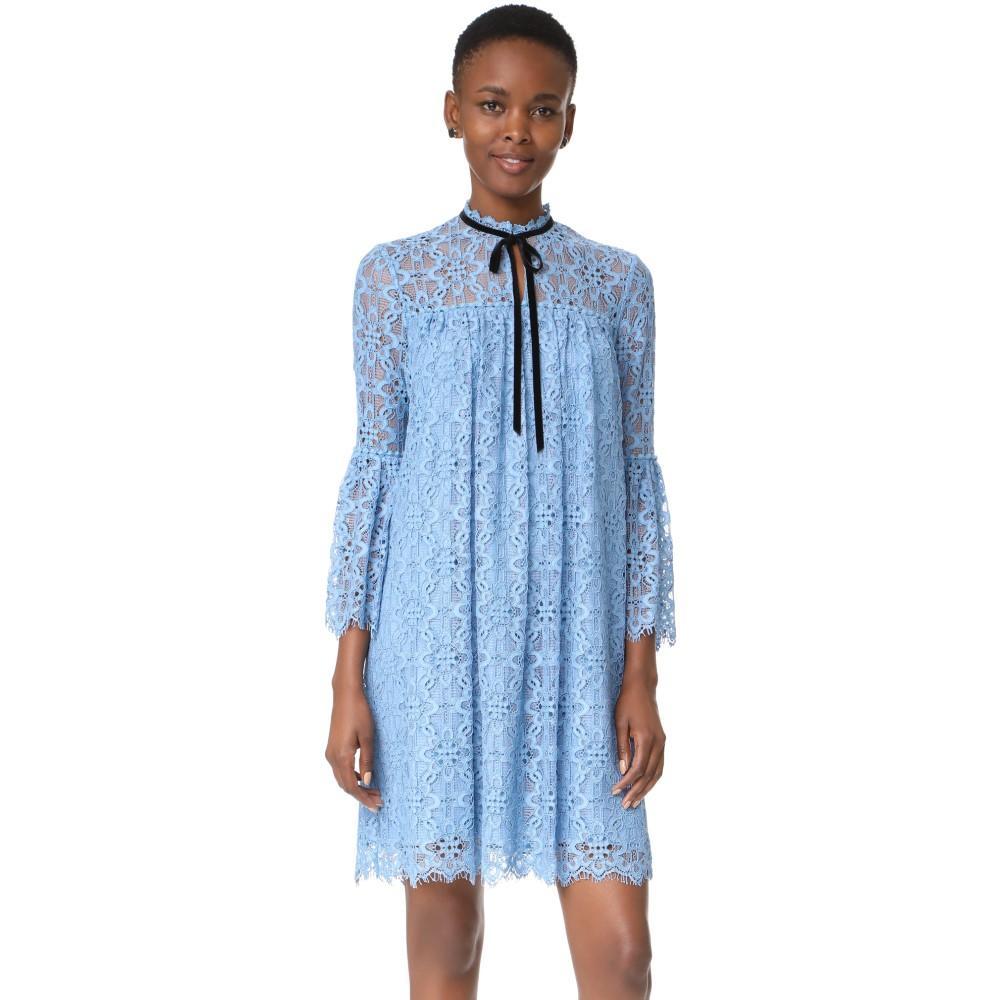 テンパリー ロンドン レディース ワンピース・ドレス パーティードレス【Eclipse Lace Mini Dress】Iris