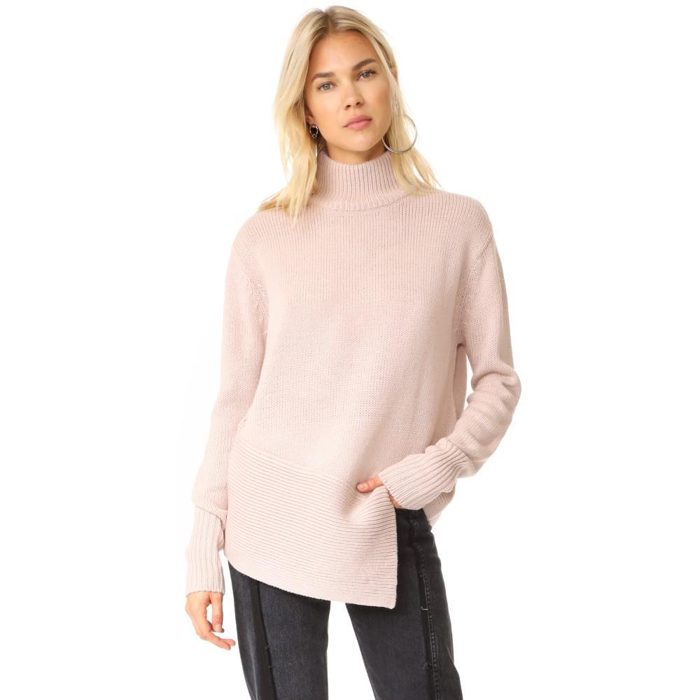 ザ フィフス レーベル レディース トップス ニット・セーター【The Call Out Sweater】Pink Haze
