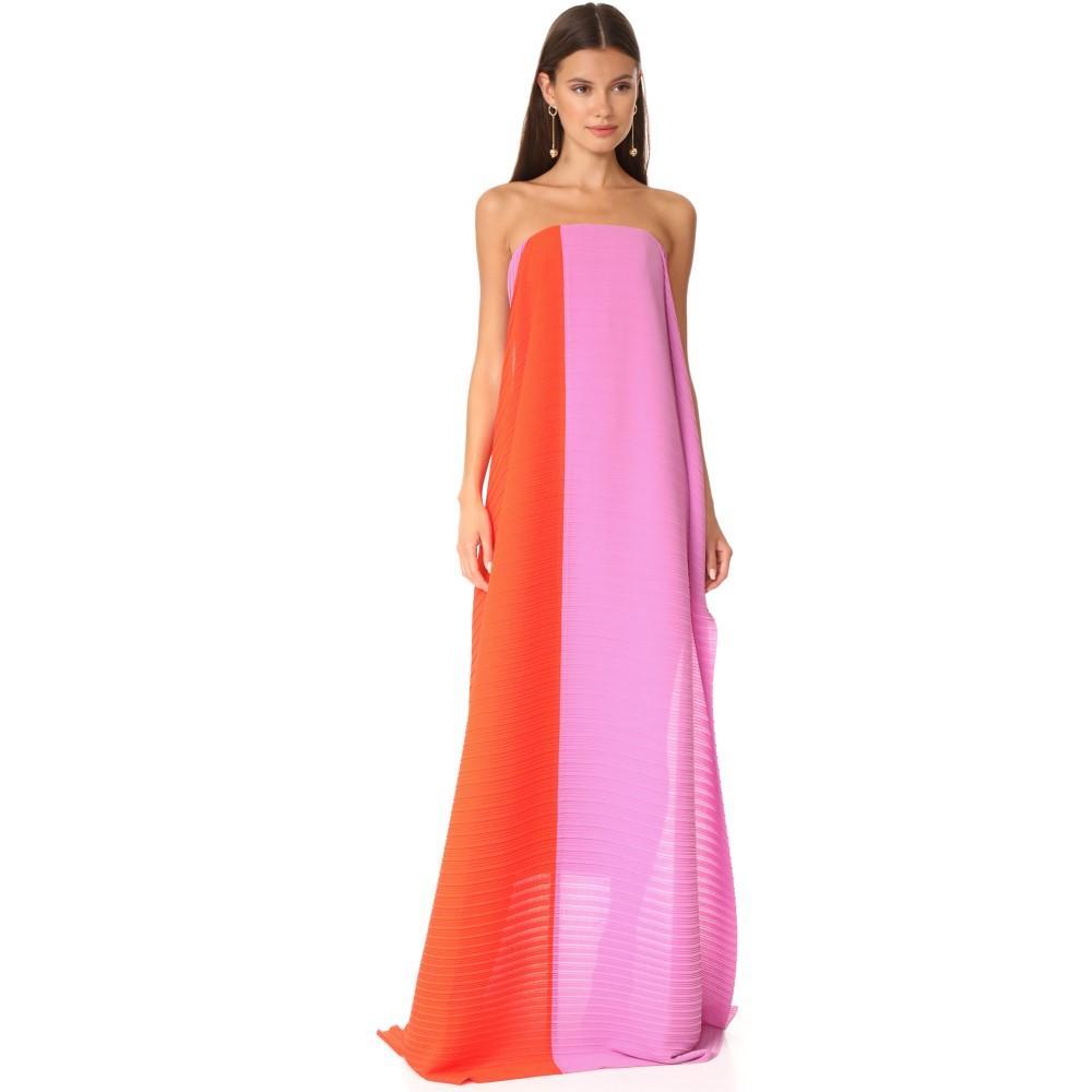 ソレス ロンドン レディース ワンピース・ドレス パーティードレス【Alette Maxi Dress】Lilac/Red
