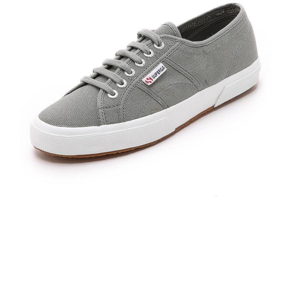 スペルガ メンズ シューズ・靴 スニーカー【2750 Cotu Classic Sneakers】Grey Sage