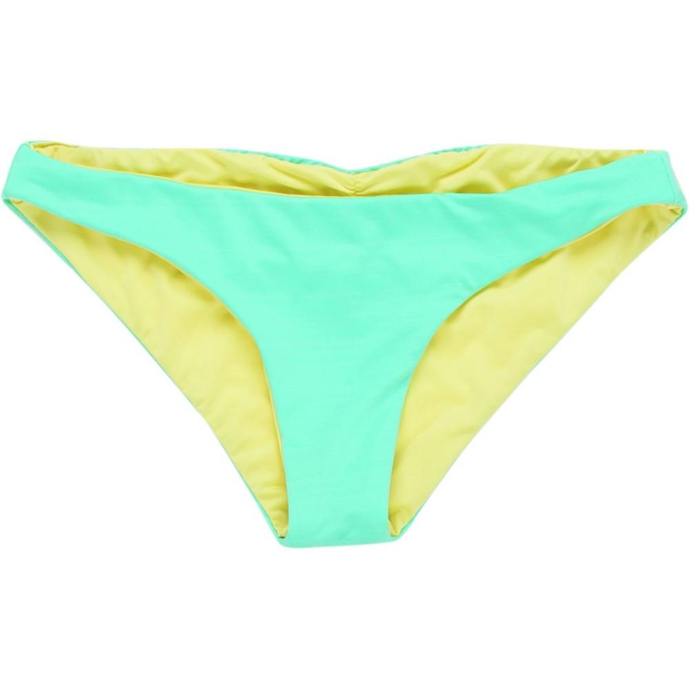 パタゴニア Patagonia レディース 水着 ボトムのみ【Reversible Telu Bikini Bottom】Galah Green