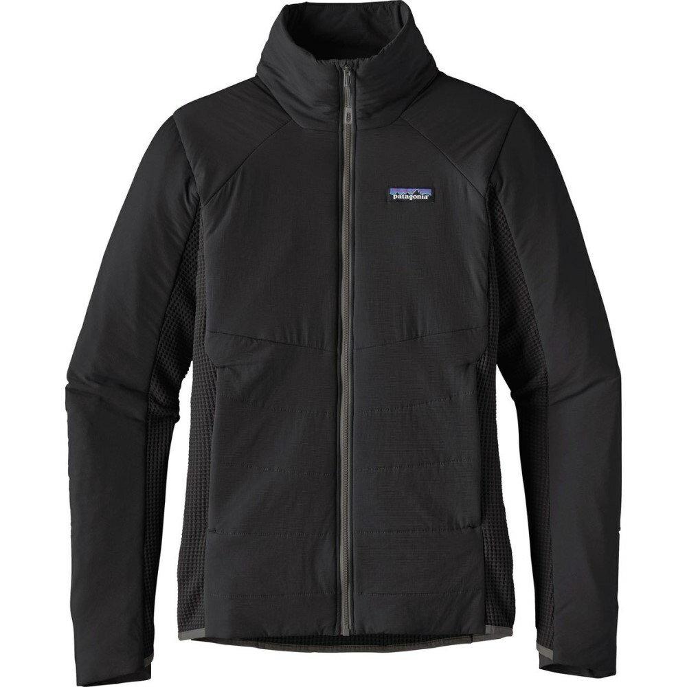 パタゴニア Patagonia レディース アウター ジャケット【Nano-Air Light Hybrid Insulated Jacket】Black