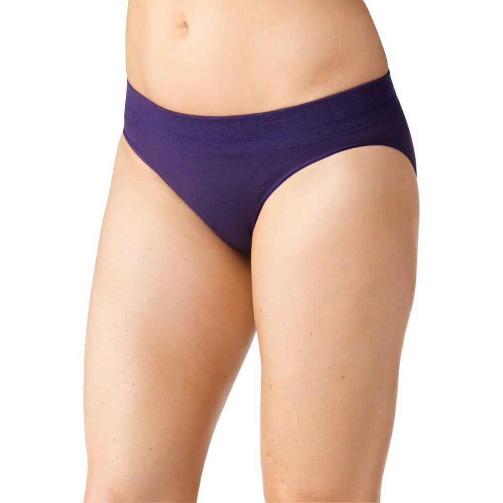 スマートウール SmartWool レディース 水着 ボトムのみ【PhD Seamless Bikini】Mountain Purple