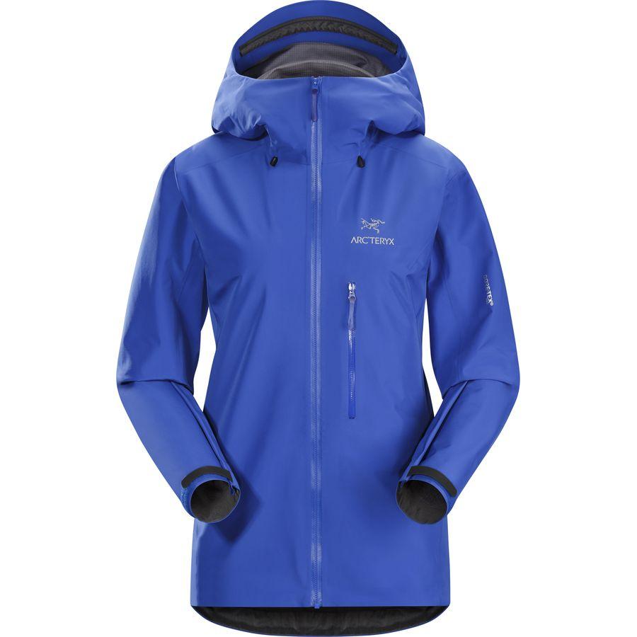 アークテリクス Arc'teryx レディース アウター レインコート【Alpha FL Jacket】Somerset Blue