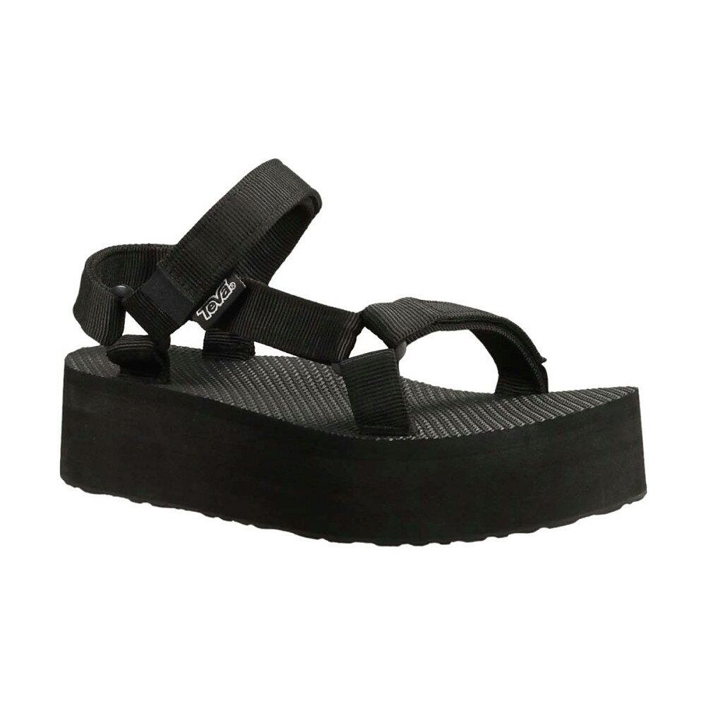テバ Teva レディース シューズ・靴 サンダル【Flatform Universal Sandal】Black