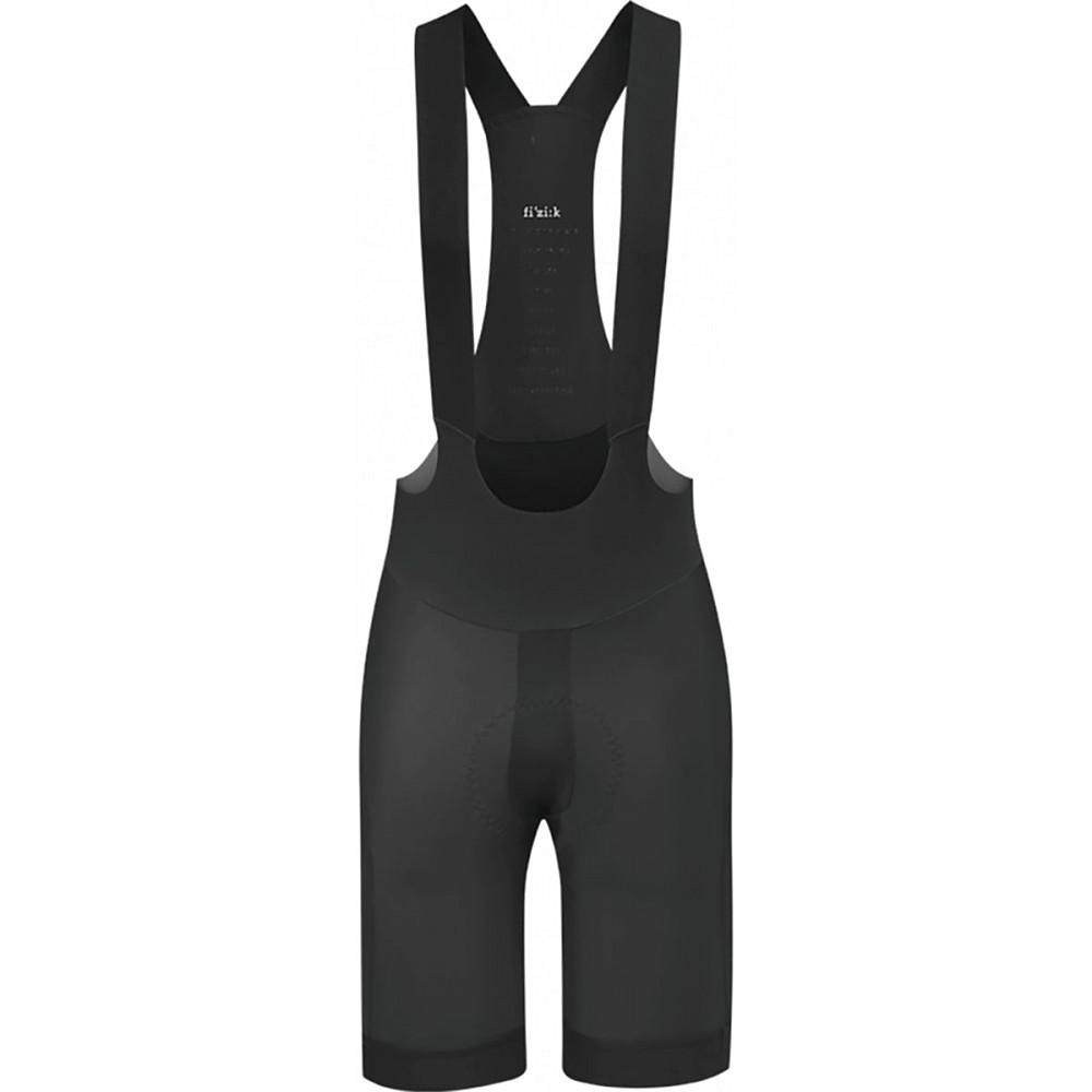 フィジーク Fi'zi:k メンズ サイクリング ウェア【Link R3 Bull Bib Shorts】Black