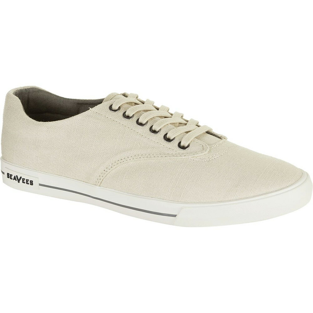 シービーズ SeaVees メンズ シューズ・靴 スニーカー【Hermosa Plimsoll Standard Shoe】Natural
