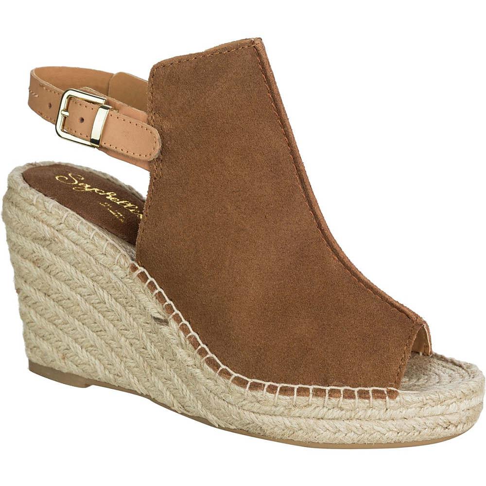 セイシェルズ Seychelles Footwear レディース シューズ・靴 サンダル【Charismatic Boot】Cognac Suede