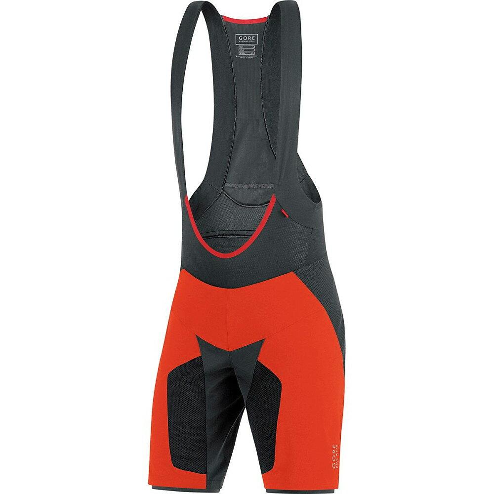 ゴアバイクウェア Gore Bike Wear メンズ サイクリング ウェア【Alp-X Pro 2-in-1 Shorts】Orange.com