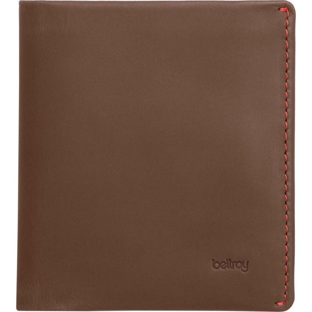 海外有名 ベルロイ Bellroy メンズ アクセサリー 財布【Note Sleeve Wallets】Java